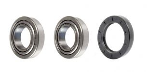 Nuffield 4M, 4DM, 3DL, 10/60 Tractor Front Wheel Bearing Kit